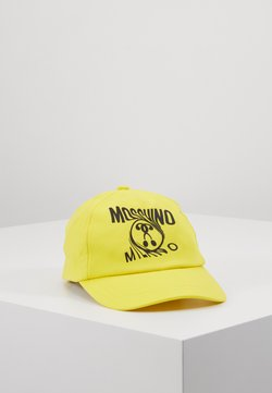 MOSCHINO - Keps - blazing yellow