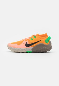 Nike Performance - WILDHORSE 6 - Zapatillas de trail running - kumquat/green spark/atomic pink/black/olive grey/string