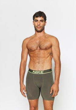Nike Underwear - BOXER BRIEF - Bokserit - khaki