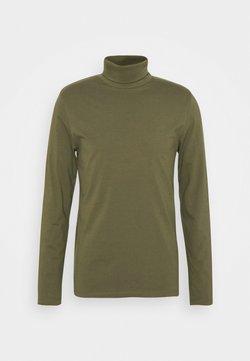 Lindbergh - Langærmede T-shirts - army