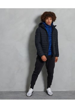 Superdry - FUJI  - Winterjacke - darkest navy