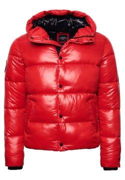Superdry - Winterjacke - rouge red