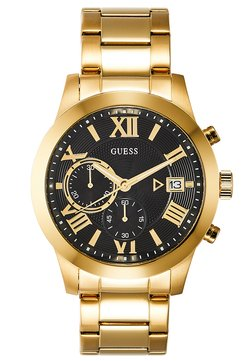 Guess - DRESS - Rannekello ajanottotoiminnolla - gold-coloured/black