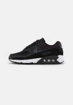 Nike Sportswear - AIR MAX 90 - Sneakers laag - black/off noir/white