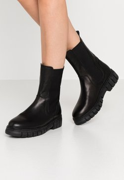 Shoe The Bear - REBEL CHELSEA HIGH - Stiefelette - black