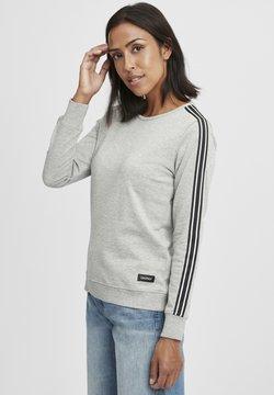 Oxmo - Sweater - grey melange