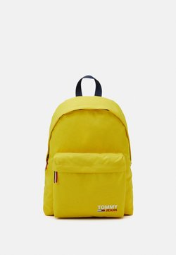 Tommy Jeans - TJM CAMPUS  BACKPACK - Reppu - yellow