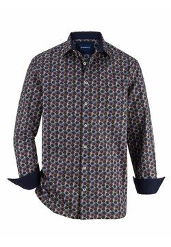 Babista - Hemd - blau,flieder