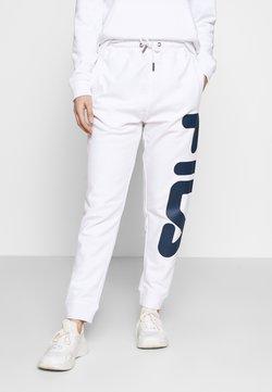 Fila Petite - PUREPANTS PETITE - Jogginghose - bright white