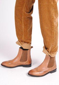 Crickit - CHELSEA BOOT SYLVIE CHELSEA BOOT - Ankle Boot - cognac