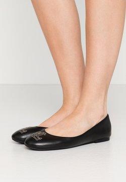 Lauren Ralph Lauren - JAMIE - Ballerina's - black