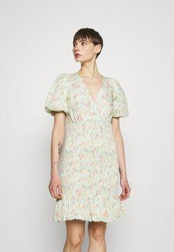 Gina Tricot - ANINA DRESS - Freizeitkleid - multi-coloured