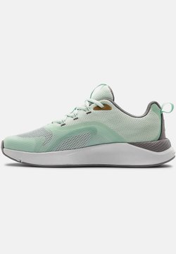 Under Armour - UA W CHARGED RC - Sportschoenen - seaglass blue