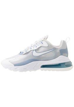 Nike Sportswear - AIR MAX 270 REACT SE - Baskets basses - white/pure platinum/indigo fog/hyper crimson