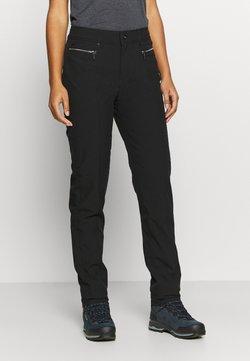 Luhta - HIETANIEMI - Pantalones - black