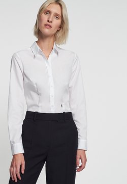 Seidensticker - SCHWARZE ROSE - Koszula - white