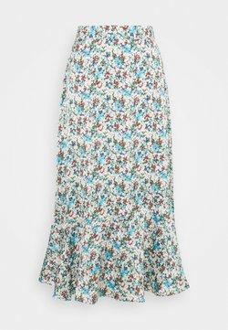 Glamorous Petite - FLOUNCE MIDI SKIRT - Falda de tubo - confetti floral