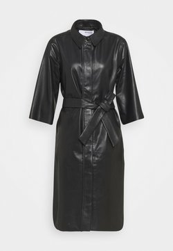 Selected Femme - SLFSOLA DRESS - Robe d'été - black
