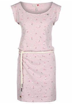 Ragwear - TAMY - Freizeitkleid - old pink