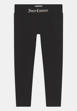 Juicy Couture - DEEP BAND - Leggingsit - black