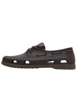 Crocs - Chaussures bateau - espresso/walnut