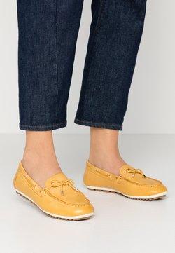 Tamaris - WOMS SLIP-ON - Chaussures bateau - sun