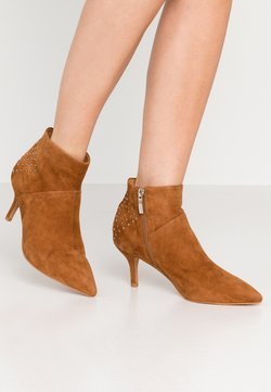 Shoe The Bear - VALENTINESTUD - Ankle Boot - tan