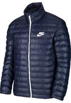 Nike Sportswear - BUBBLE - Winterjacke - obsidian/obsidian/sail