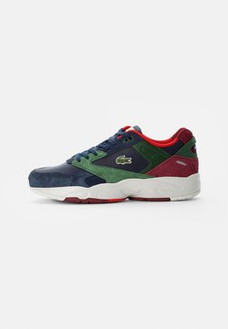 Lacoste - STORM  - Sneakers - nvy/dk grn