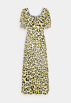 Diane von Furstenberg - JADE DRESS - Maxikleid - white degrade