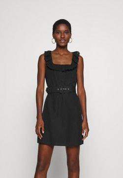 Trendyol - SIYAH - Robe d'été - black