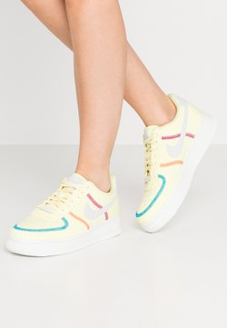 Nike Sportswear - AIR FORCE 1 - Sneaker low - life lime/summit white/laser blue/hyper orange/cactus flower