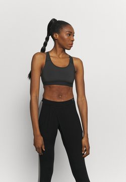 Free People - MOVE ME BRA - Sujetador deportivo - black
