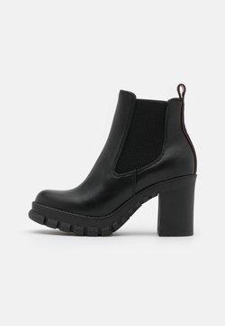Buffalo - MARLEE - High heeled ankle boots - black