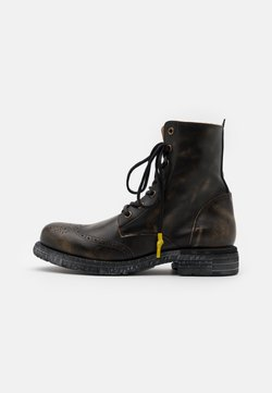 Yellow Cab - UTAH - Schnürstiefelette - brown