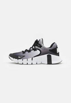 Nike Performance - FREE METCON 4 UNISEX - Chaussures d'entraînement et de fitness - white/black