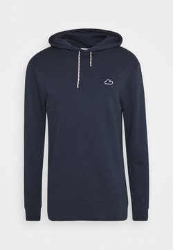 The GoodPeople - LARSON - Hoodie - navy