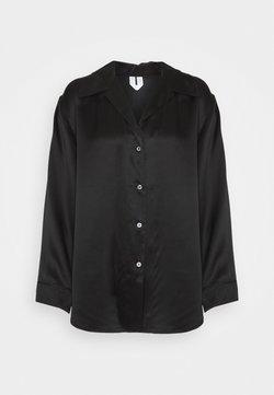 ARKET - NIGHTWEAR - Maglia del pigiama - black dark