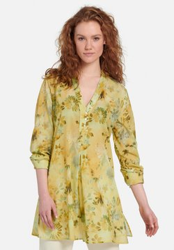MARGITTES - Bluse - gelb/multicolor