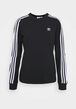adidas Originals - Pitkähihainen paita - black