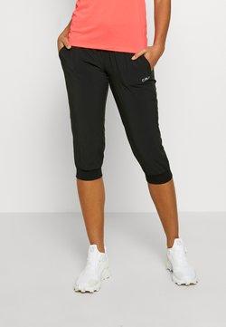 CMP - WOMAN PANT 3/4 - 3/4 Sporthose - nero
