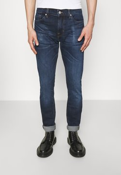 7 for all mankind - RONNIE - Slim fit jeans - deepest blue