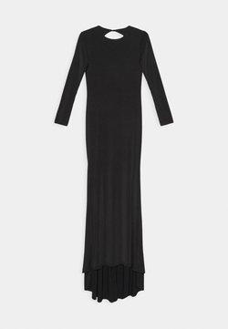 WAL G. - FISHTAIL DRESS - Iltapuku - black