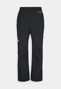 The North Face - UP & OVER PANT TIMBER - Snow pants - black