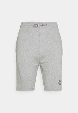 Cars Jeans - BRADY - Shorts - grey melange