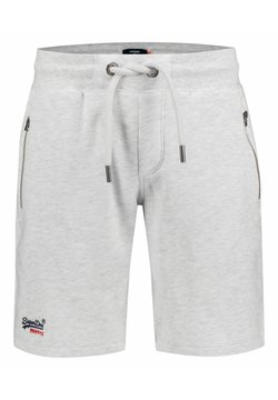 Superdry - Pantaloncini sportivi - silber