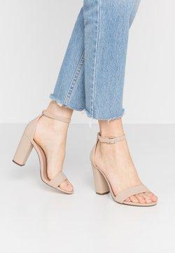 Call it Spring - TAYVIA  - Korolliset sandaalit - bone