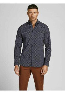 Jack & Jones PREMIUM - JPRBLABLACKPOOL STRETCH  - Businesshemd - navy blazer