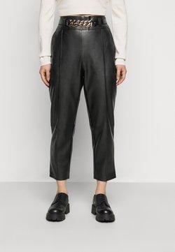 River Island Petite - Trousers - black