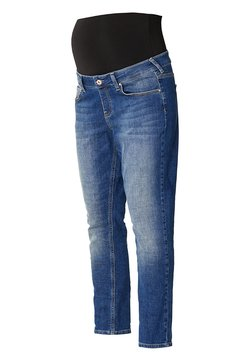 Queen Mum - Jeans Relaxed Fit - mid blue